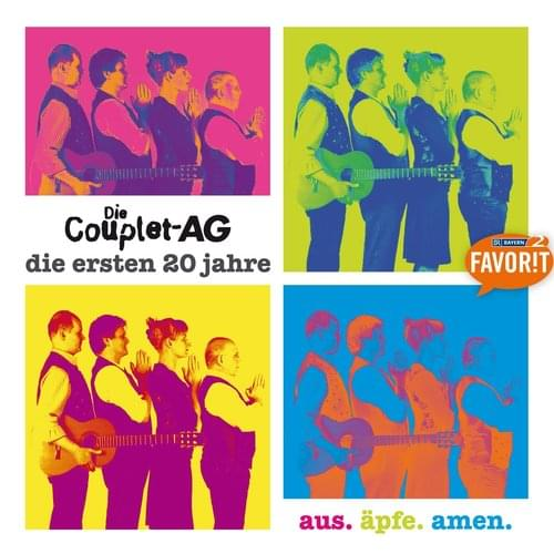 Couplet AG - aus äpfe amen