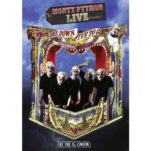 Monty Python - One down Five to go LIVE (mostly)