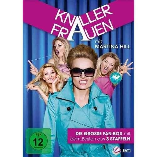 Knallerfrauen - Best of Staffel 1-3