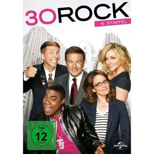30 Rock - Staffel 6