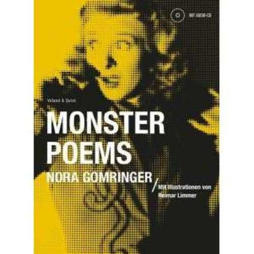 Nora Gomringer - Monster Poems