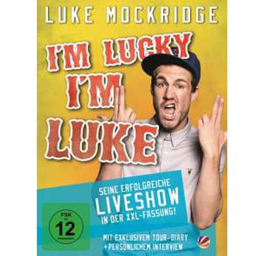 Luke Mockridge - I´m Lucky I´m Luke