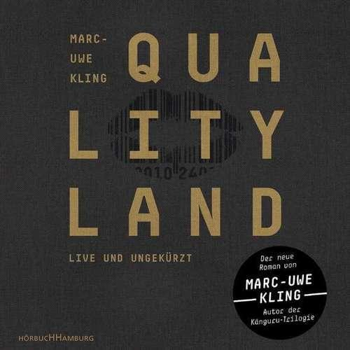 Qualityland (Dunkle Edition) CD