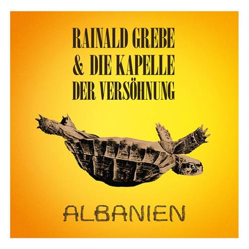 Rainald Grebe - Albanien (2LP)